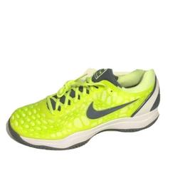 Nike Air Zoom Cage 3 Mens Tennis Shoes 11.5 Volt Glow 918193
