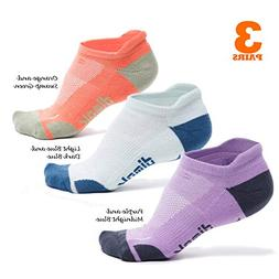 dimok Athletic Running Socks - No Show Wicking Blister Resis