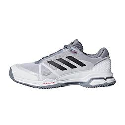 adidas Performance Men's Barricade Club Tennis Shoe, White/B