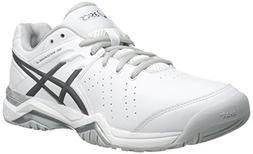 ASICS - Women`s Gel-Encourage LE Tennis Shoes White and Silv