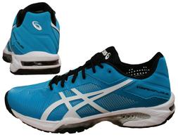 Asics Gel-Solution Speed 3 Mens Low Top Trainers Tennis Shoe