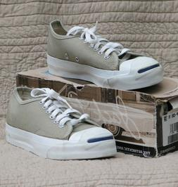 Converse Jack Purcell Tennis Shoes Made U.S,A, New Old Stock