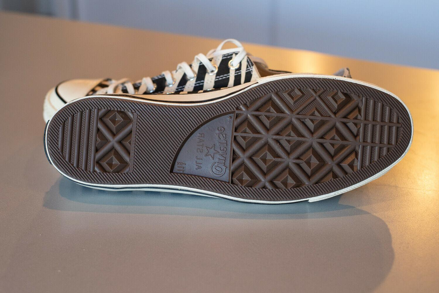 Converse Chuck Star OX 11.5 Low Top Sneakers