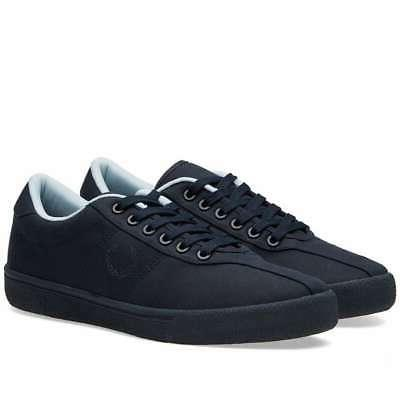 fred perry reissues tennis shoe waxed cotton