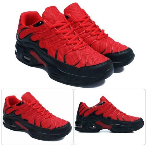 Men's Athletic Shoe Running Walking Sneaker Breathable