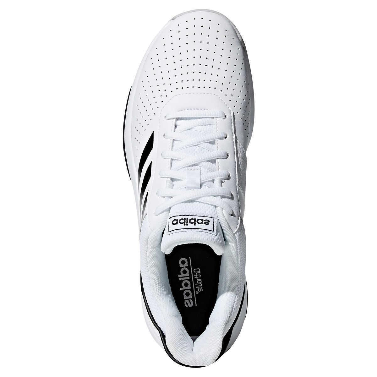Adidas Black White - Size and Color