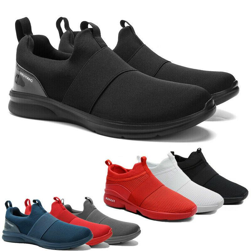men s casual shoes outdoor slip on