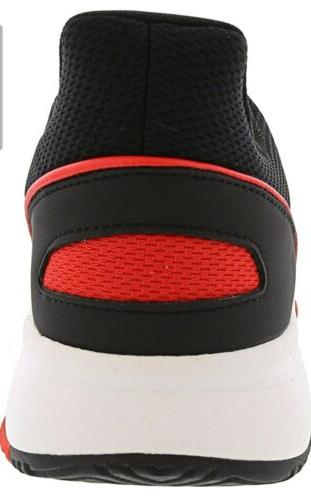 adidas F36716 Tennis Shoes black/red size shipping