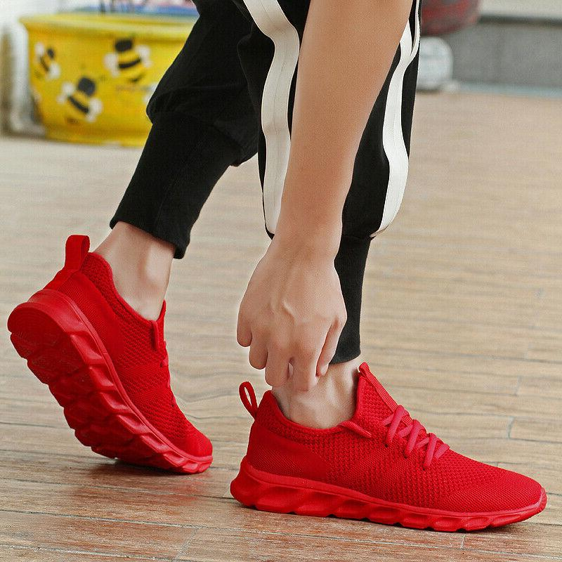 Men's Sneakers Gym Workout Resistant Sports
