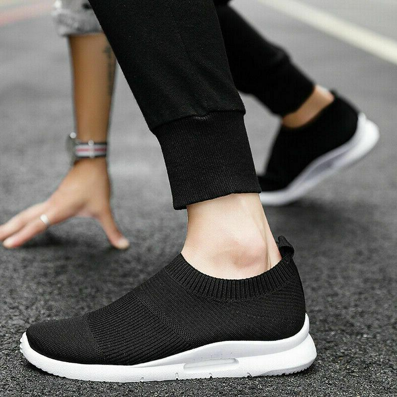 Men's Casual Breathable Lightweight Gym Shoes