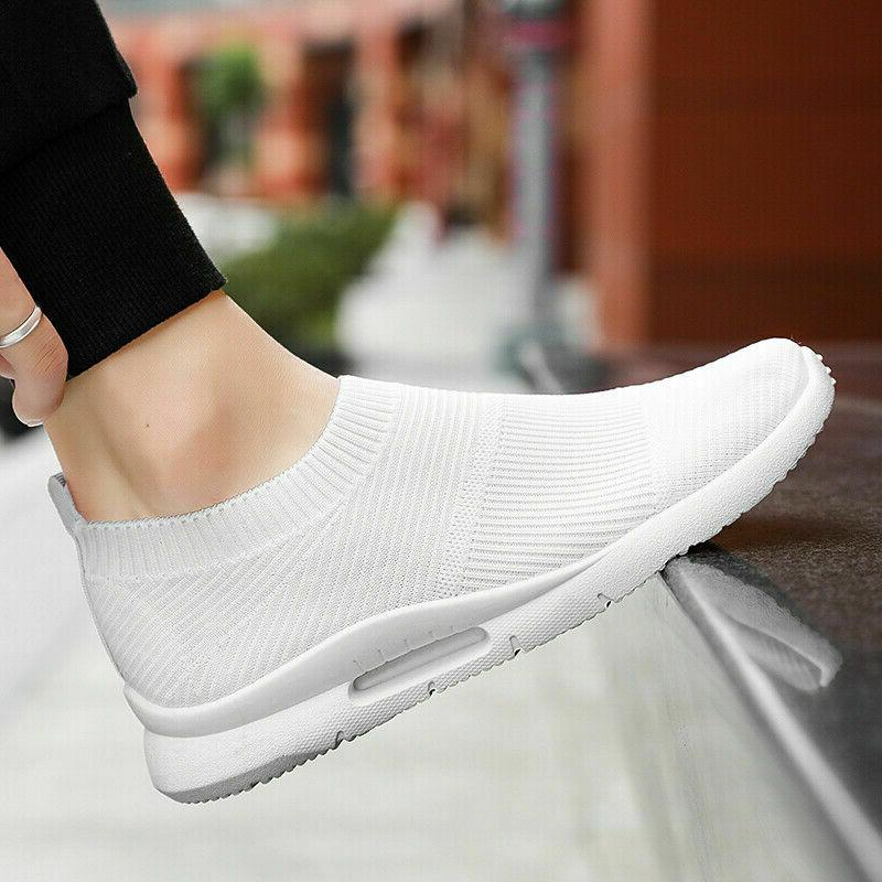 Men's Sneakers Breathable Gym