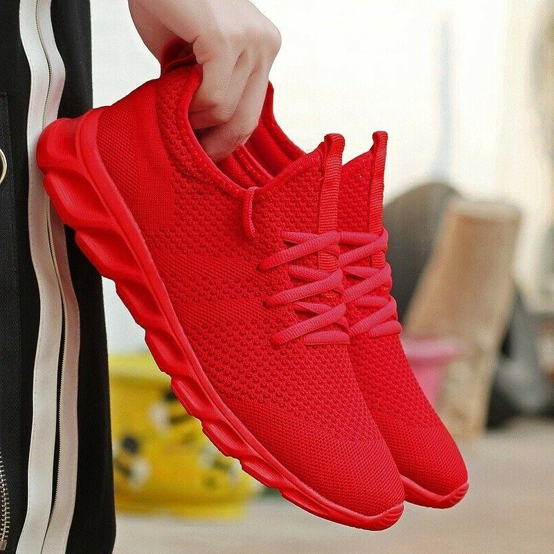 Men's Running Shoes Athletic Casual Tennis Gym