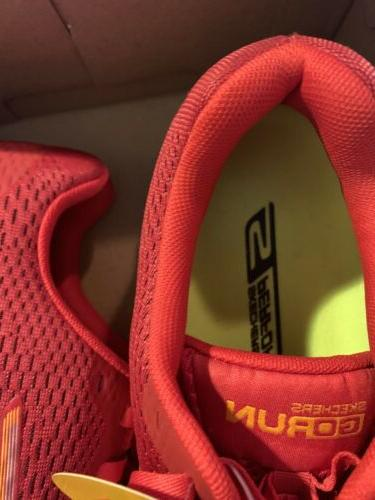 Skechers Shoes Size In Red Retail