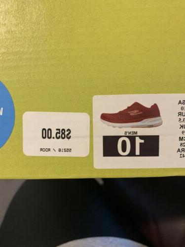 Skechers Sneakers Tennis Shoes New In Box Red Retail