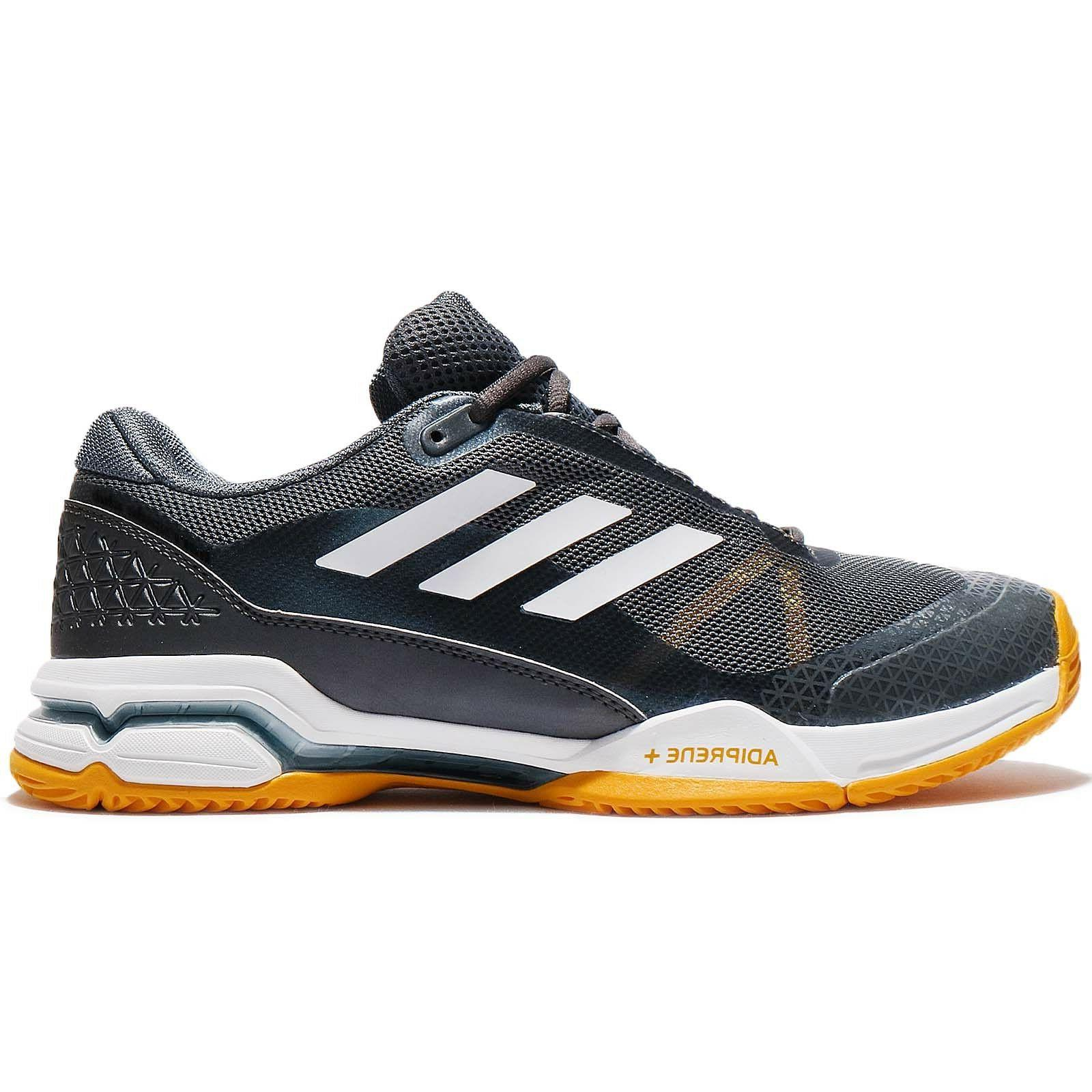 NEW Adidas Silver White Tennis Shoes BY1638