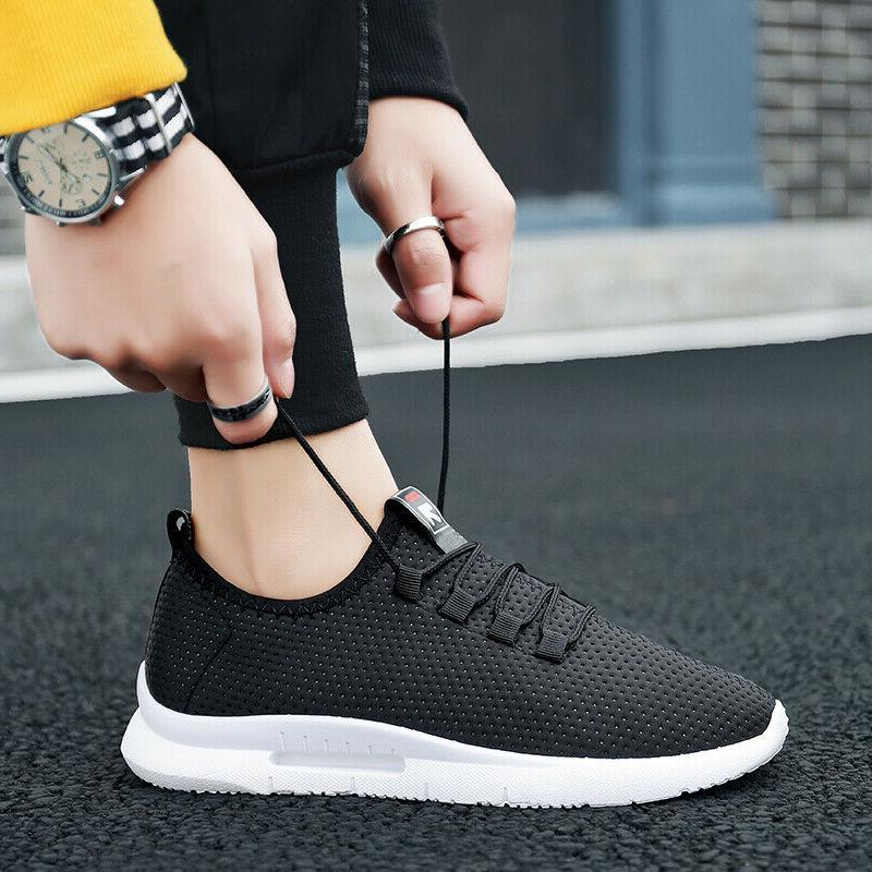 Mens Running Breathable Gym US