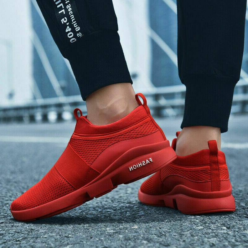 Shoes Men's Running Lightweight Casual Sneakers Gym