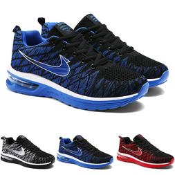 Men's Air Sneakers Sports Running Shoes Casual Tennis Mesh S
