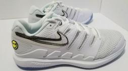 Men's Nike Air Zoom Vapor X White Canary Tennis Shoes Casual