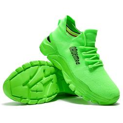Men's Athletic Sneakers Fashion Sports Running Tennis Shoes
