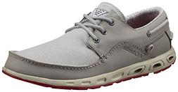 Columbia Men's Bahama Boat PFG Flint Grey/Rocket Athletic Sh
