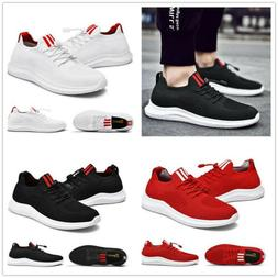 Men's Breathable Outdoor Sports Running Shoes Fashion Baseba