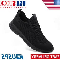 Men's Casual Athletic Sneakers Fashion Running Jogging Tenni