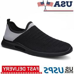 men s casual slip on shoes lightweight