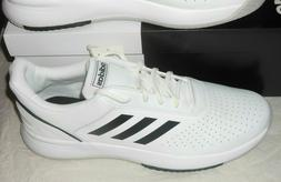 Adidas Men's Courtsmash F36718 White Leather Tennis Shoes Si