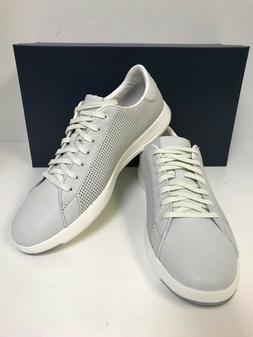 Cole Haan Men's Grandpro Tennis C28870 Chalk Leather Laceup