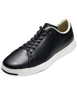 Cole Haan Men's Grandpro Tennis Fashion Sneaker - Black - Le