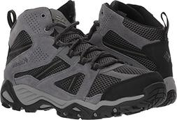 Columbia Men's Hammond¿ Mid Trail Shoe City Grey 11 D US