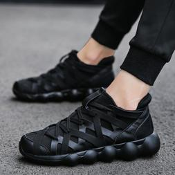 Men's Lightweight Breathable Running Tennis Sneakers Casual