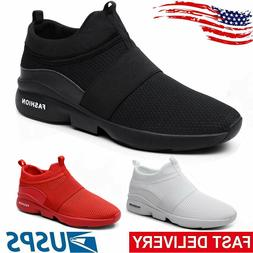 Men's Running Casual Shoes Lightweight Breathable Comfortabl