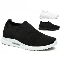 Men's Running Shoes Fashion Casual Breathable Lightweight Sp