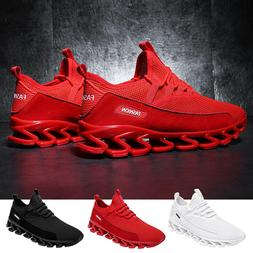 Men's Running Shoes Fashion Sports Sneakers Tennis Casual Br