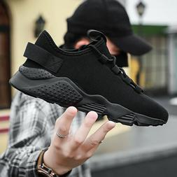 Men's Running Sports Shoes Breathable Walking Tennis Casual