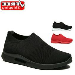 men s slip on shoes casual breathable