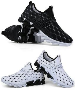 Men's Sneakers Athletic Running Casual Walking Tennis Gym Sp