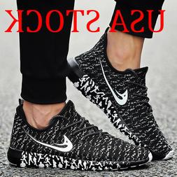 Men's Sneakers Casual Lightweight Gym Tennis Athletic Shoes