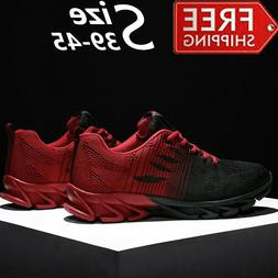 Men's Sneakers Fashion Casual Shoes Sports Athletic Breathab