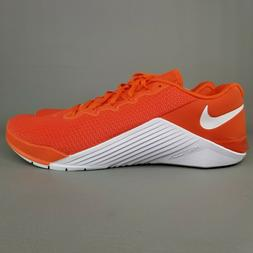 Nike Mens Metcon 5 Training Shoes Size 11 Athletic Crossfit