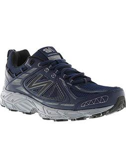 New Balance Mens MT510SN2 Low Top Lace up Tennis Shoes, Navy