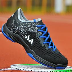Mens Professional Badminton Shoes Tennis Volleyball Cross Tr