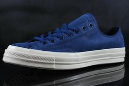 MENS TENNIS SHOES CONVERSE CHUCK 70 OX 161449C NAVY EGRET SI