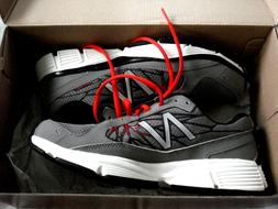 Mens  New Balance Tennis Shoes Duel Comfort Gray Size 7 1/2
