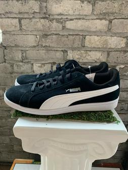 New PUMA Men's Suede Smash Sneakers Casual Shoes Athletic Bl