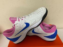 Nike Men's Zoom Cage 3 Tennis Shoe Style #918193 107