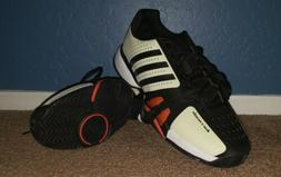 NWT Adidas Barricade 7 Classic Mens Tennis Shoes Size 12 Bla