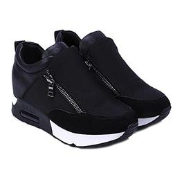 Women Fashion Sneakers Sports Running Hiking Thick Bottom Pl